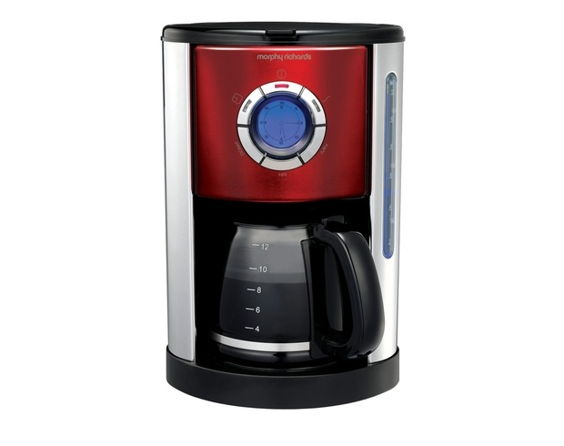 Morphy Richards Coffee Maker 47094 Instructions : 47094 Morphy Richards Filter Coffee Maker
