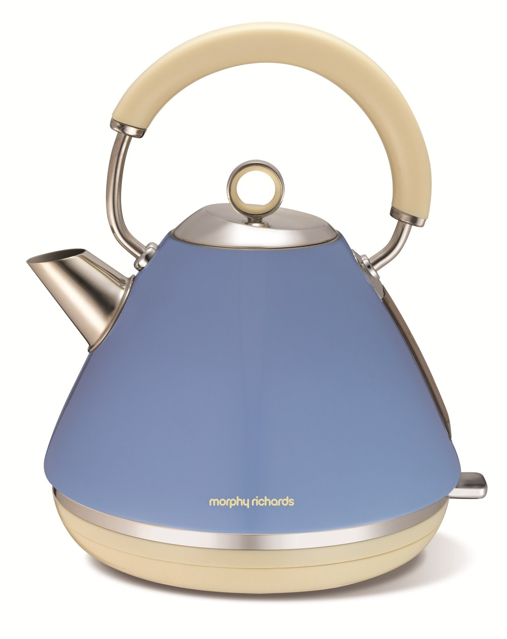 Morphy Richards 102010 Accents Traditional Kettle Cornflower Blue ...