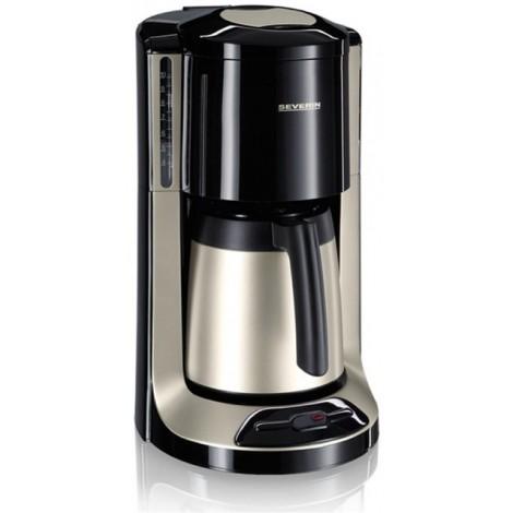 Best Coffee Maker With Timer : KA 4160 SEVERIN Coffee Maker